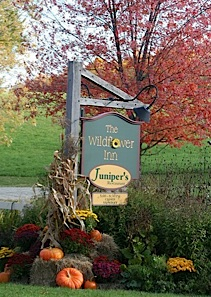 The Wildflower Inn in the Fall