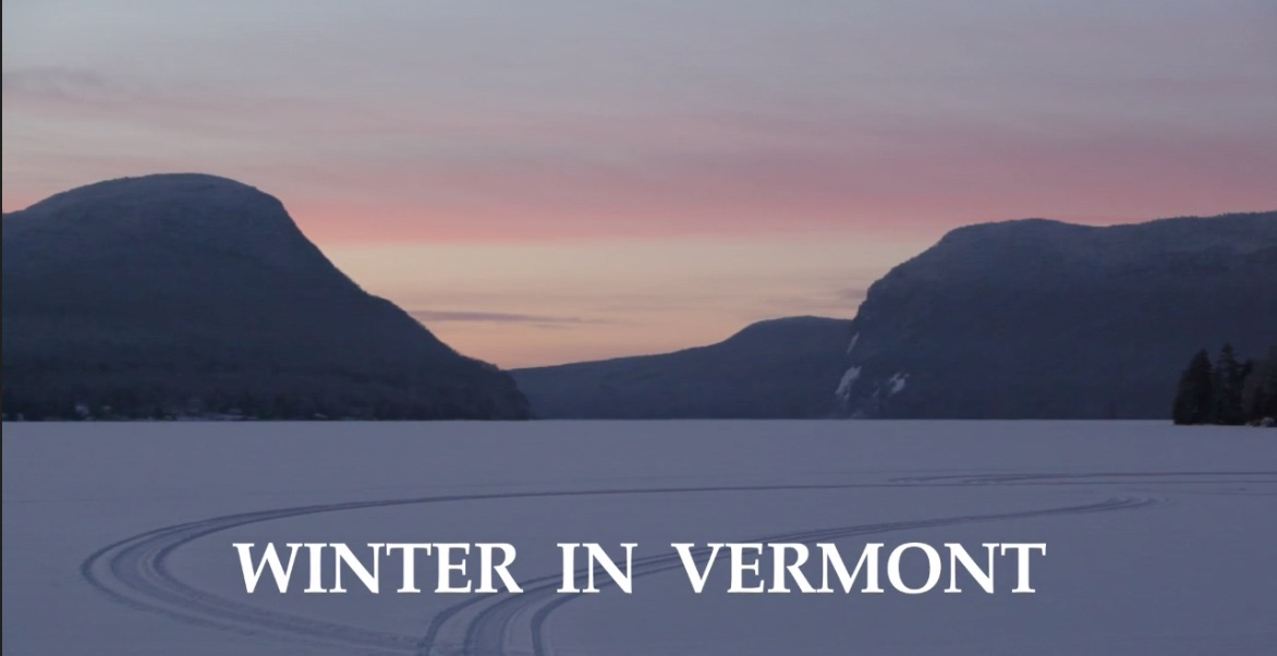 remembering winter in vermont