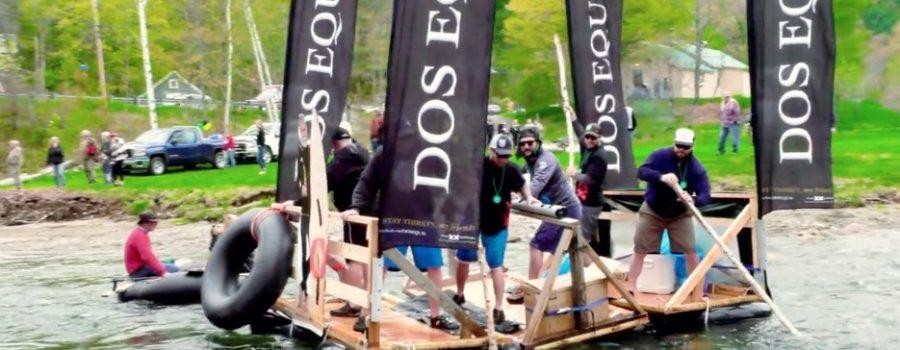Annual Homemade Bridgewater Raft Race