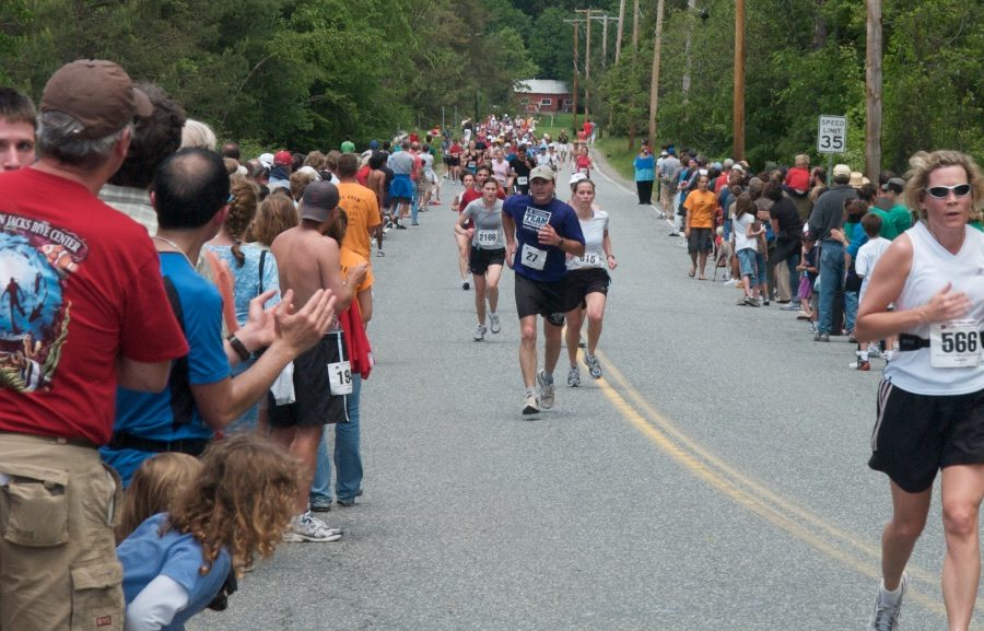 Covered Bridges Half Maratho