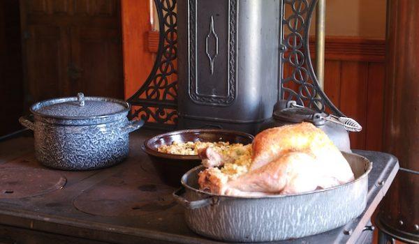 Billings Farm Thanksgiving Turkey