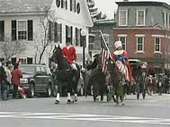 Woodstock celebrates Christmas with annual Wassail parade