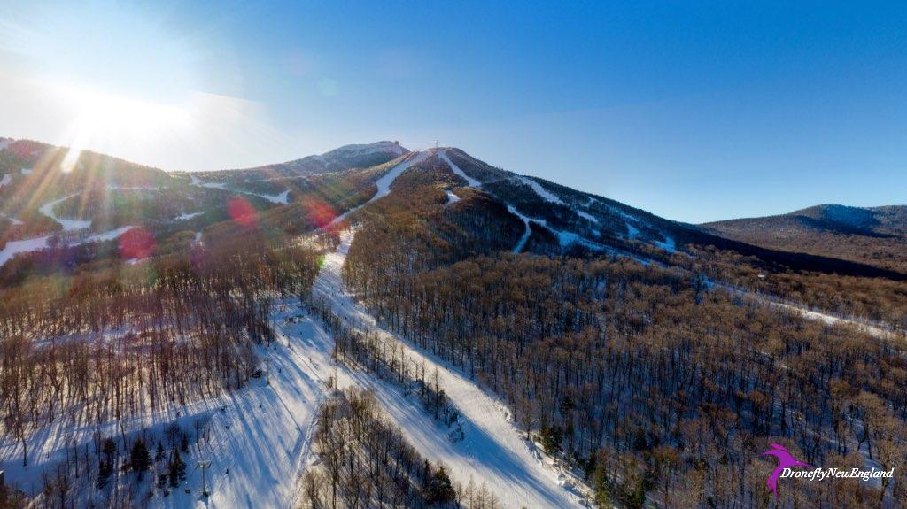 Link to Jay Peak aerial panorama